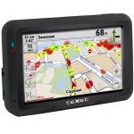 Автомобильный GPS-навигатор TeXet TN-600 Voice с картой Навител 3.2